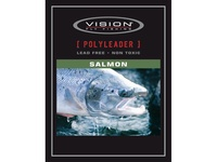 "Vision Polyleader ""Salmon"" - 5'"