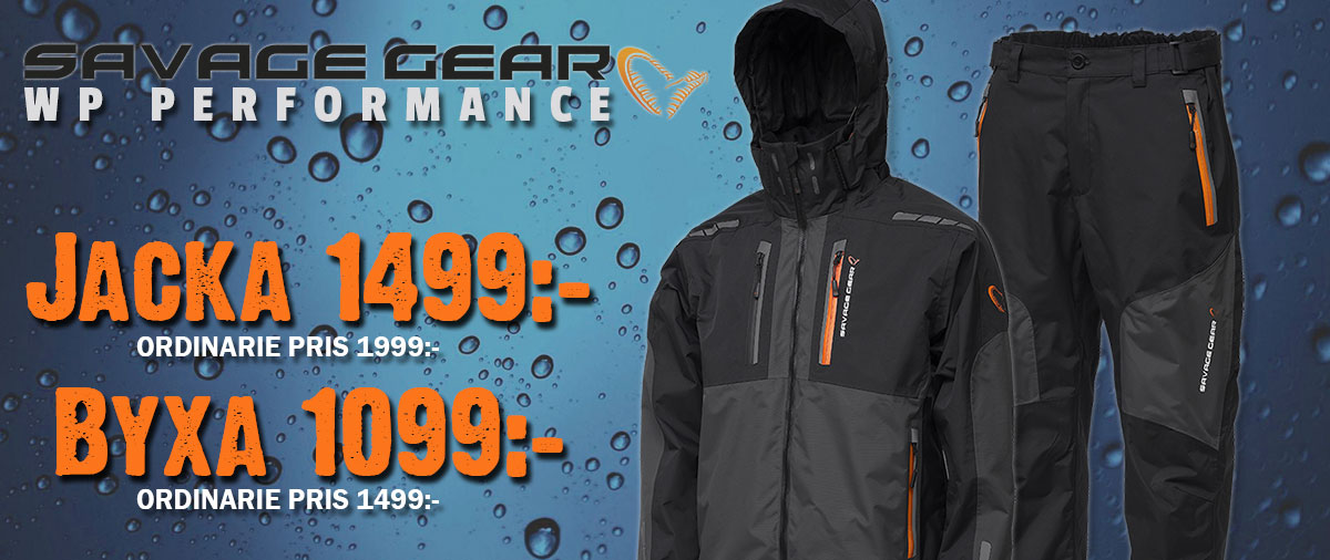 SG WP Performance Jacket & Trousers