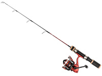 "Pimpelset iFish Alien Red - 22"" (56cm) - Medium"
