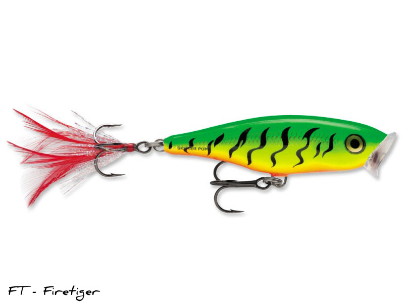Rapala Skitter Pop - 7 cm - FT