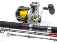 Havsfiskeset Daiwa Sweepfire 6', Strikeforce 47LWLCA & 0,36