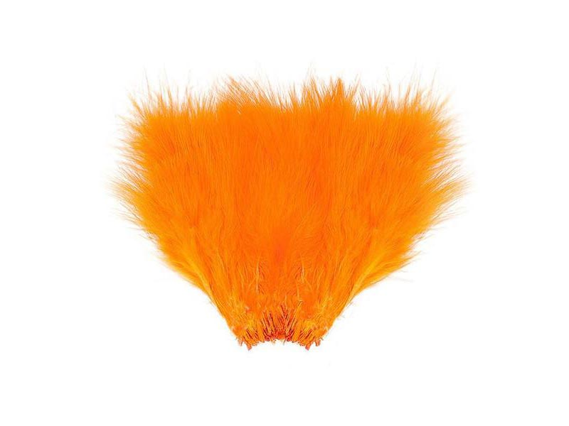 Wolly Bugger Marabou - Orange