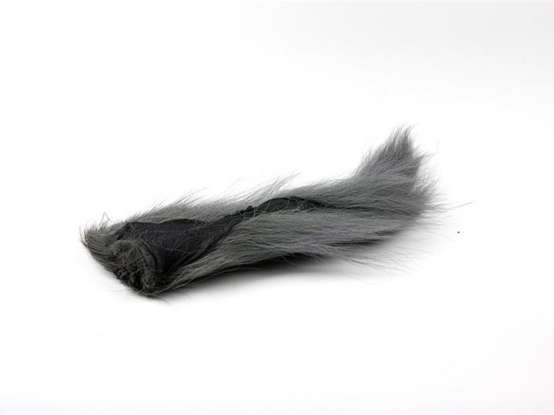 Bucktail Large - Shad Grey