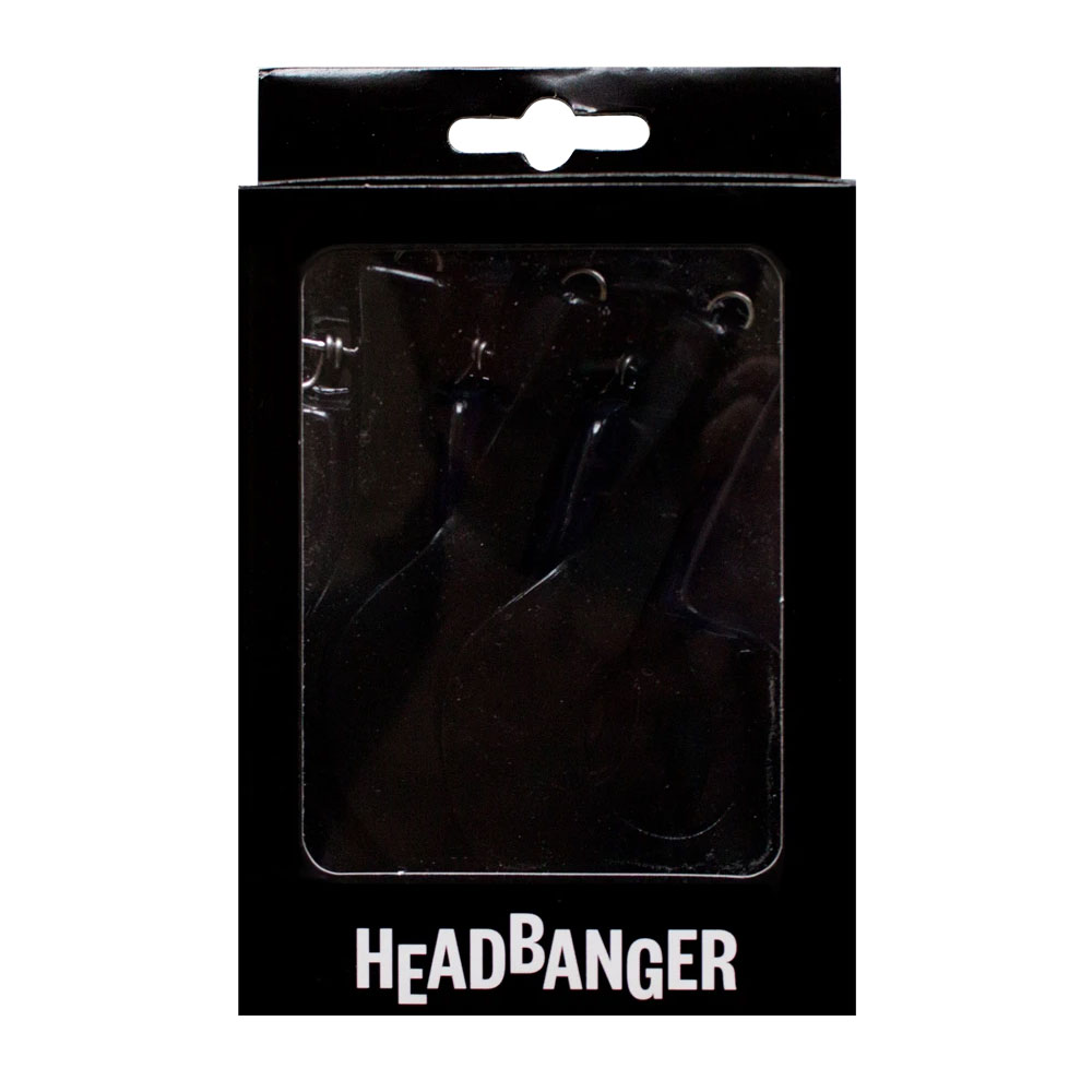 Headbanger Tail Replacement Tails - 3st - Black