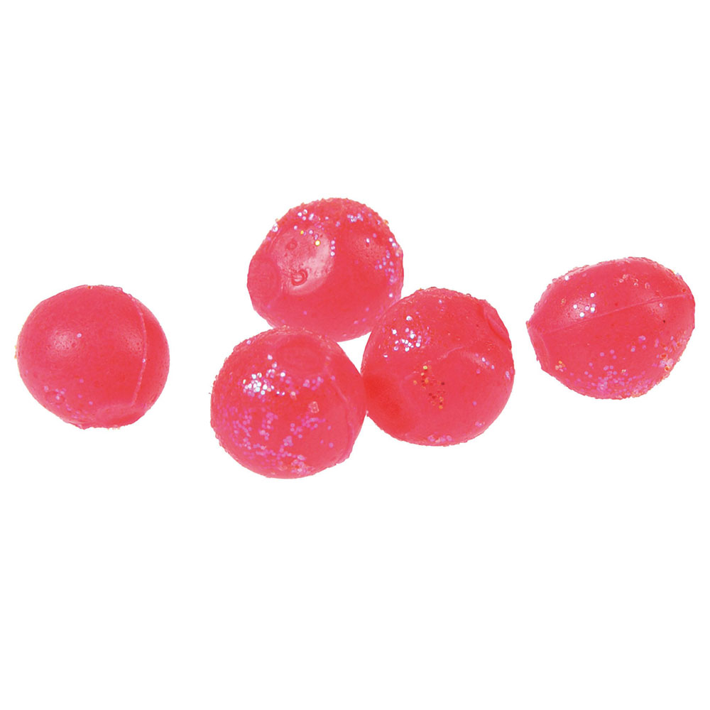 PowerBait Silicon Sparkle Eggs - Rosa