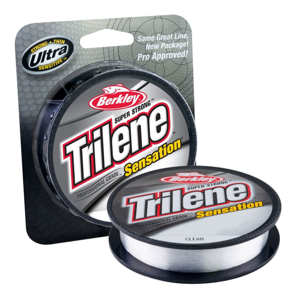 Trilene Sensation - 300 Meter - Clear - 0,20 mm