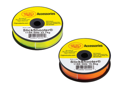 RIO SlickShooter 35m - 35lb - Orange