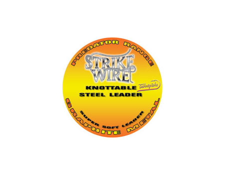 Strike Wire Leader - 5 meter - 15 Kg