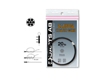 Darts 7Strand Carbon Wire
