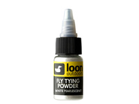 Loon Fly Tying Powder - White Pearlescent