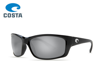 Costa Del Mar - José - Black - Silver Mirror 580G