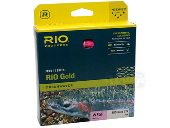 RIO Gold Pink - Casting For Recovery