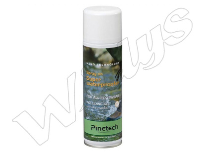 PineTech Spray On Waterproof - Läder